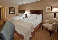 圣路易斯机场假日酒店 - 圣路易斯 - 睡房