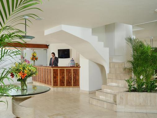 索娜罗莎酒店 - 墨西哥城 - 柜台