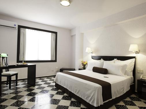 米西翁梅里达泛美酒店 - 梅里达 - 睡房