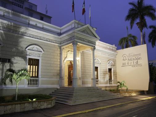 梅里达米西翁酒店 - 梅里达 - 建筑