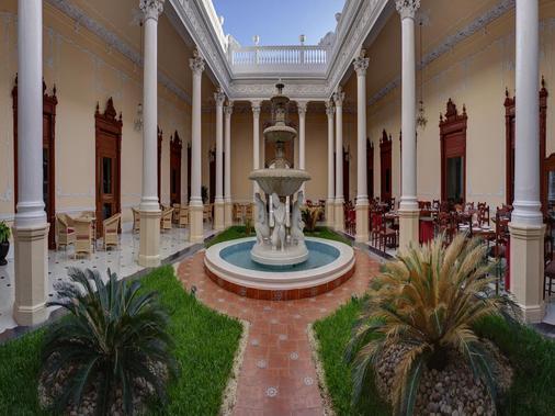 米西翁梅里达泛美酒店 - 梅里达 - 露台