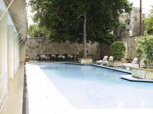 米西翁梅里达泛美酒店 - 梅里达 - 游泳池