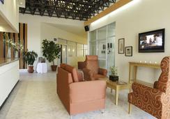 阿瓜斯卡连特斯北部新区米森快捷酒店 - 阿瓜斯卡连特斯 - 大厅