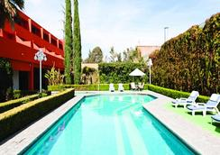 米西翁阿瓜斯卡连特斯卵苏尔酒店 - 阿瓜斯卡连特斯 - 游泳池