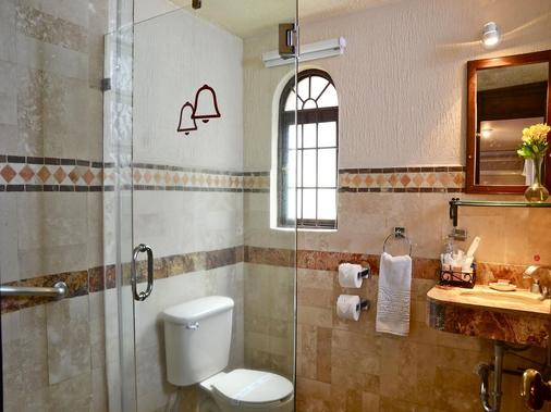 米松阿坎吉尔普埃布拉酒店 - 普埃布拉 - 浴室