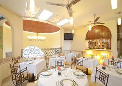 米松阿坎吉尔普埃布拉酒店 - 普埃布拉 - 餐馆