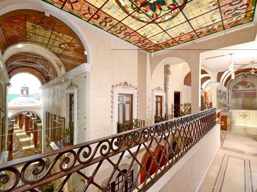 米松阿坎吉尔普埃布拉酒店 - 普埃布拉 - 阳台
