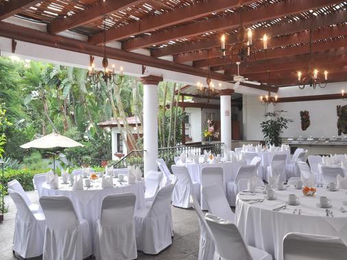 Misión Grand Cuernavaca - 库埃纳瓦卡 - 宴会厅