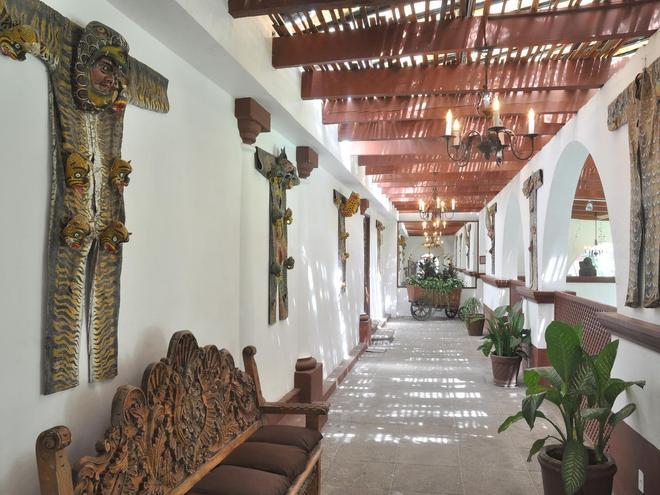 米西翁库埃纳瓦卡达酒店 - 库埃纳瓦卡 - 大厅