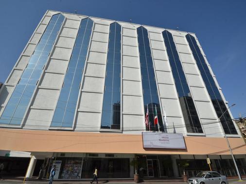 蒙特雷历史中心米西翁酒店 - 蒙特雷 - 建筑