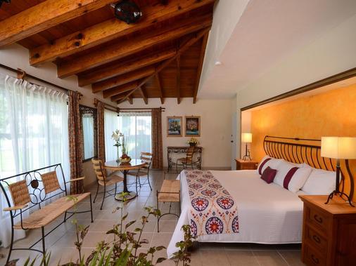 米西翁圣米格尔德阿连德酒店 - 圣米格尔-德阿连德 - 睡房