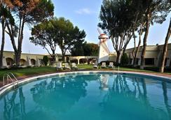 米西翁圣米格尔德阿连德酒店 - 圣米格尔-德阿连德 - 游泳池
