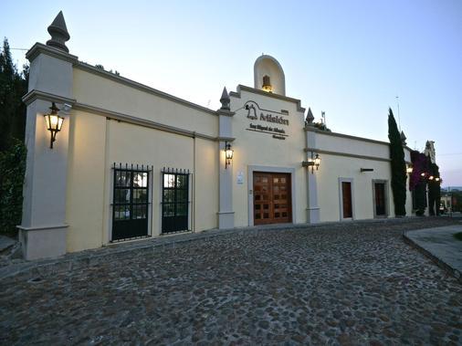 米西翁圣米格尔德阿连德酒店 - San Miguel de Allende - 建筑