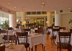 蒙特雷历史中心米西翁酒店 - 蒙特雷 - 餐馆