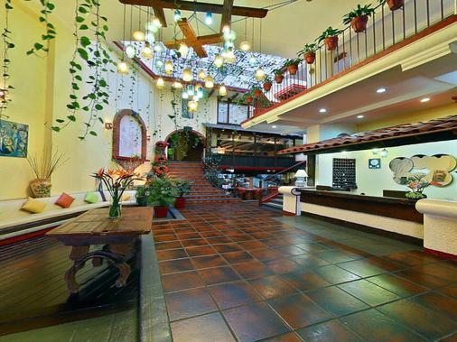 米西翁哈拉帕拉斯公约广场酒店 - 哈拉帕 - 大厅