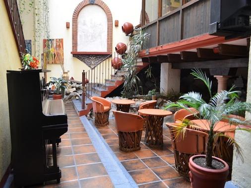 米西翁哈拉帕拉斯公约广场酒店 - 哈拉帕 - 酒吧