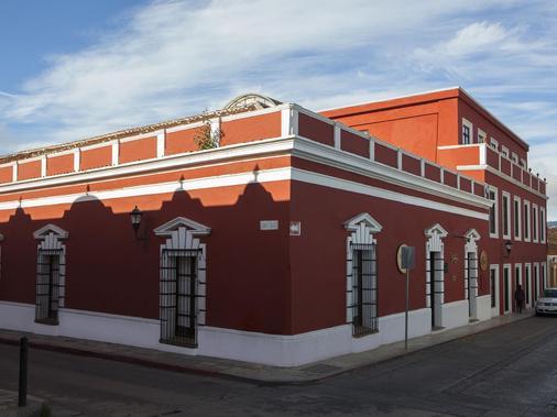 圣克里斯托瓦尔-德拉斯卡萨斯伟大使命酒店 - 圣克里斯托瓦尔-德拉斯卡萨斯 - 建筑