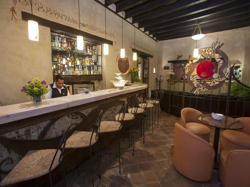 圣克里斯托瓦尔-德拉斯卡萨斯伟大使命酒店 - 圣克里斯托瓦尔-德拉斯卡萨斯 - 酒吧