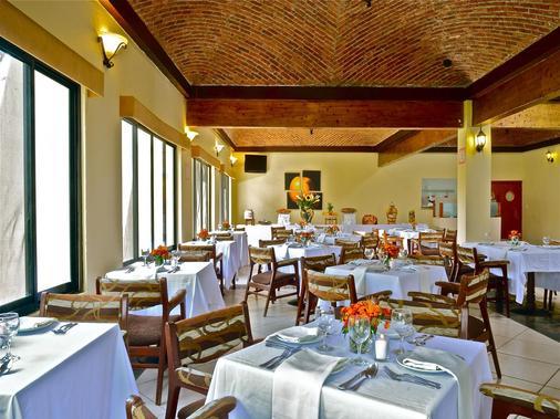米西翁圣米格尔德阿连德酒店 - San Miguel de Allende - 餐馆