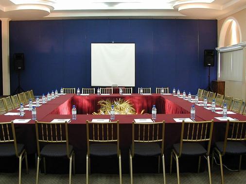 米西翁哈拉帕拉斯公约广场酒店 - 哈拉帕 - 会议室
