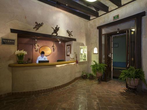 圣克里斯托瓦尔-德拉斯卡萨斯伟大使命酒店 - 圣克里斯托瓦尔-德拉斯卡萨斯 - 柜台