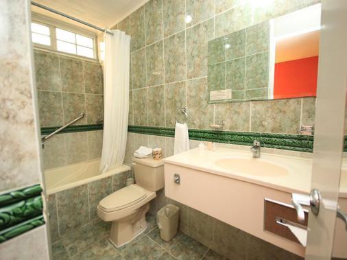 萨卡特卡斯米西翁阿根托酒店 - 萨卡特卡斯 - 浴室
