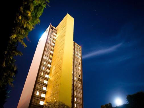 米歇恩瓜达拉哈拉卡尔顿酒店 - 瓜达拉哈拉 - 建筑