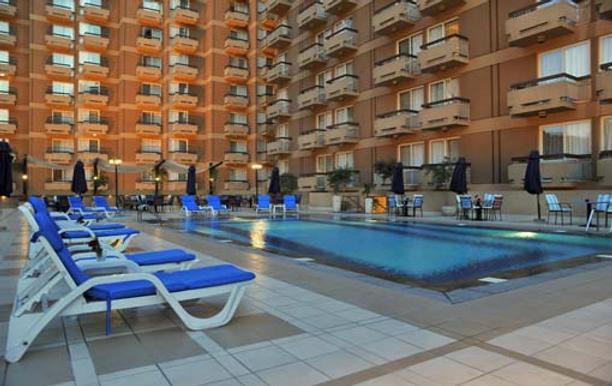 开罗萨菲尔酒店 - 开罗 - 游泳池