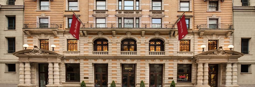肯因&格罗夫纽约酒店 - 纽约 - 建筑