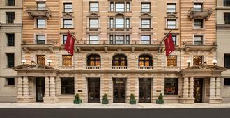 玛莎华盛顿,切尔西酒店 - 纽约 - 建筑