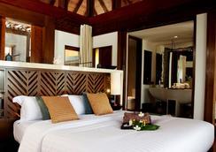 麦苏梅海滩温泉度假酒店 - 苏梅岛 - 睡房