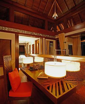 麦苏梅海滩温泉度假酒店 - 苏梅岛 - 客厅