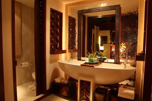麦苏梅海滩温泉度假酒店 - 苏梅岛 - 浴室