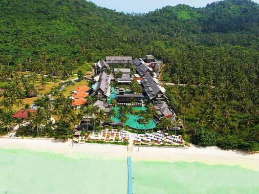 麦苏梅海滩温泉度假酒店 - 苏梅岛 - 户外景观