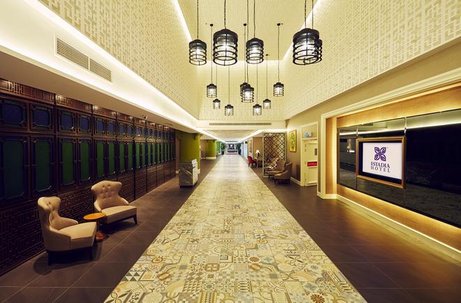 马六甲雅宿酒店 - 马六甲 - 大厅