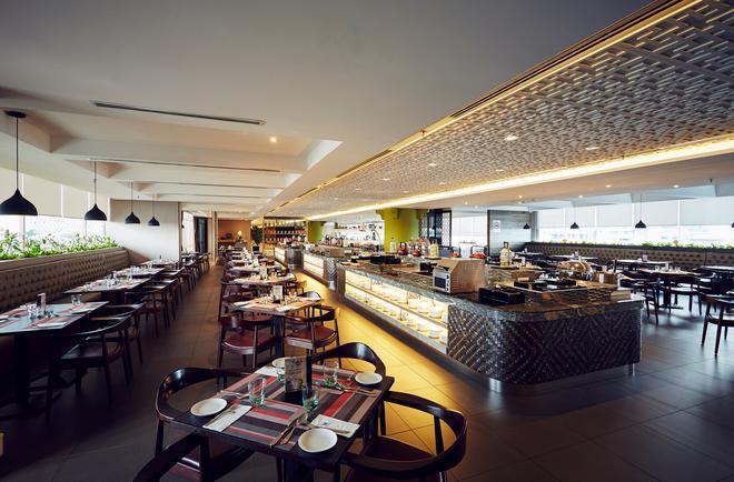 马六甲雅宿酒店 - 马六甲 - 餐馆