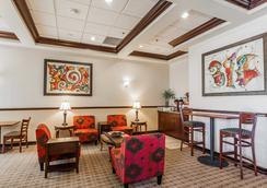 西雅图凯富套房酒店 - 西雅图 - 休息厅