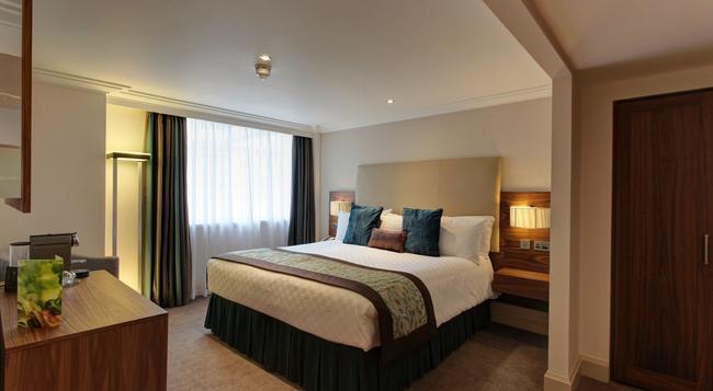 Amba Hotel Marble Arch - 伦敦 - 睡房