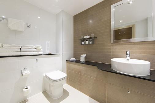 大理石拱门安巴酒店 - 伦敦 - 浴室