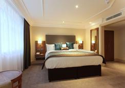 大理石拱门安巴酒店 - 伦敦 - 睡房