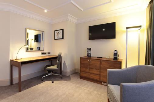 大理石拱门安巴酒店 - 伦敦 - 客厅