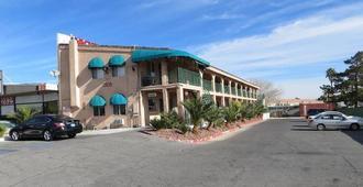 Crown Motel - 拉斯维加斯 - 建筑