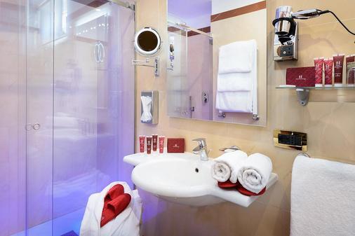 戴克里泽诺酒店 - 罗马 - 浴室