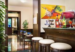 戴克里泽诺酒店 - 罗马 - 餐馆