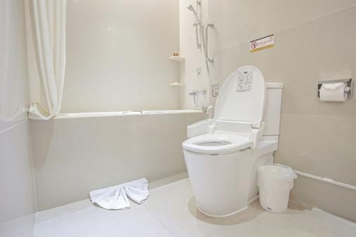 曼谷维居公寓酒店 - 曼谷 - 浴室