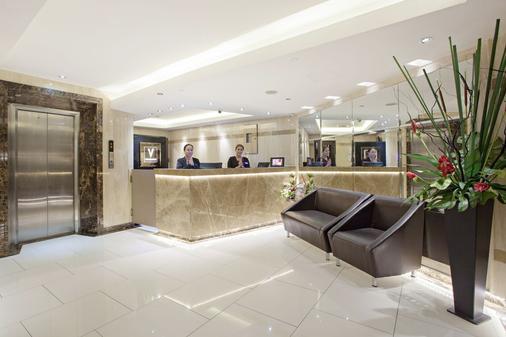 曼谷维居公寓酒店 - 曼谷 - 柜台
