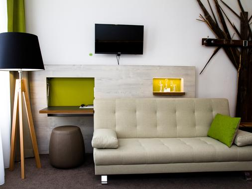 斯塔德尔精品酒店 - 维也纳 - 客厅