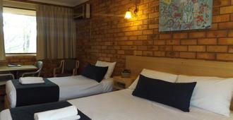 梅林布拉海景汽车旅馆 - 默里姆布拉 - 睡房