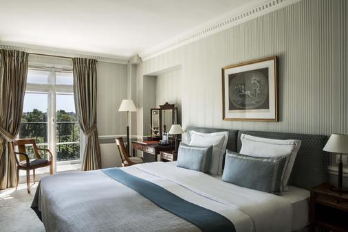 巴黎布莱登酒店 - 巴黎 - 睡房