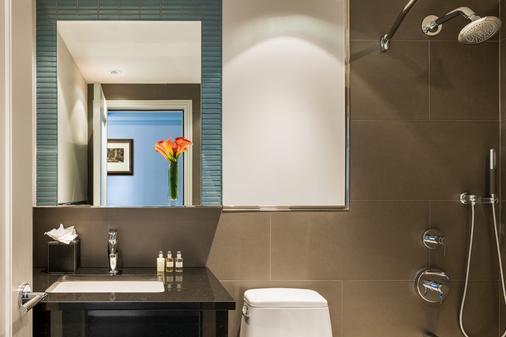 纽约市丽城酒店 - 纽约 - 浴室